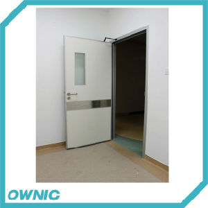 Hot Selling Steel Air Tight Interior Hodpital Door pictures & photos