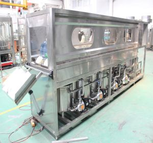Automatic Modern Design 5 Gallon Washing Filling & Capping Machine pictures & photos