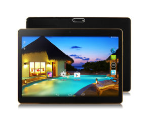Android 5.1 Quad Core 10 Inch Tablet PC with Bluetooth WiFi Camera 1GB RAM 16GB ROM pictures & photos