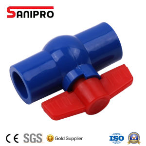 Sanipro Good Quality Competitive Ball Valve pictures & photos