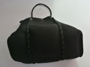 New Fashion Perforated Holes Neoprene Tote in Different Colors pictures & photos