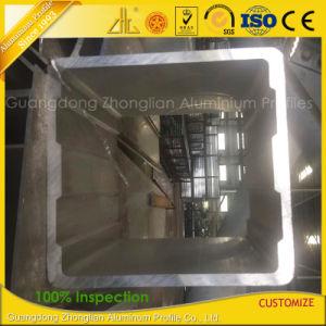 Custom Large 250 *300mm Industrial Aluminium Extrusion Manufacturer pictures & photos