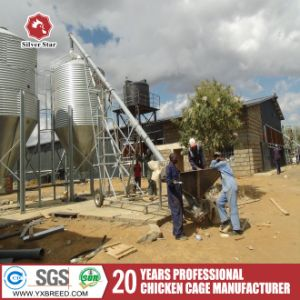 Chicken Farms Equipments Poultry Layer Chicken Cage pictures & photos