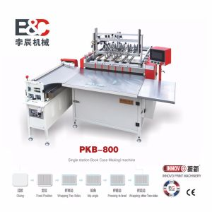 Pkb-800 Semi Automatic Case Maker for Hard Cover pictures & photos