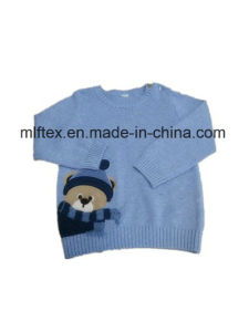 100 % Polyester High Quality Knitted Apparel for Kids pictures & photos