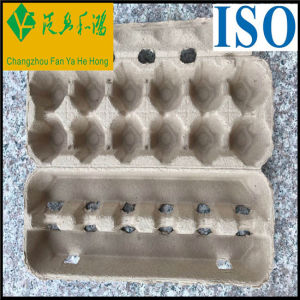 Moulded Pulp Shockproof Egg Tray Egg Box pictures & photos