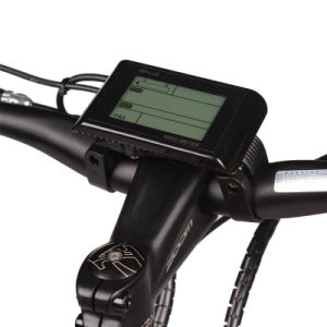 Thumb Throttle Mountain Electric Bicycle with Disc Brake pictures & photos