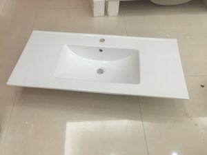 Rectangle Ceramic Washbasin, Ceramic Cabinet Wash Sinks pictures & photos