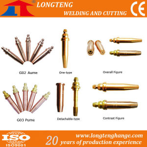 G03 Propane Cutting Nozzle for CNC Flame Cutting Torch pictures & photos