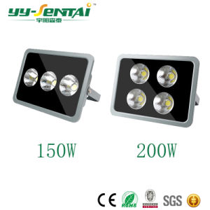 Popualr 50W-400W Outdoor LED Floodlight for Architecture Lighting pictures & photos