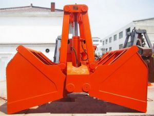 Remote Control Grab Hydraulic Drive with Easy Maintenance pictures & photos