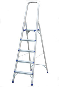 Aluminium Alloy Household Ladder with Ce/En pictures & photos