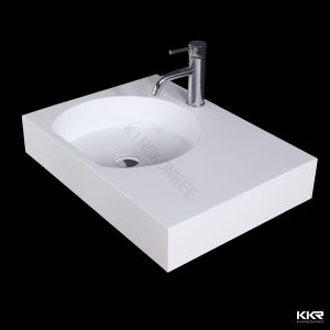 Acrylic Solid Surface Bathroom Vanity Basin pictures & photos