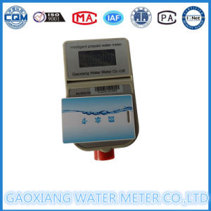 Domestic Used IC Card Prepaid Water Meter pictures & photos