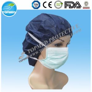 Medical Disposable Nonwoven Face Mask, Hospital Face Mask Ce Approved pictures & photos