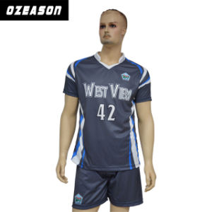 High Quality Cheap Breathable OEM Service Soccer Uniform Football Shirt pictures & photos