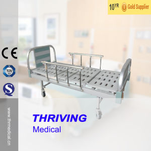Thr-Cmhd-01two Fuction Manual Medical Bed pictures & photos