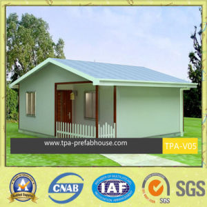 Green Prefab House for Small Office pictures & photos