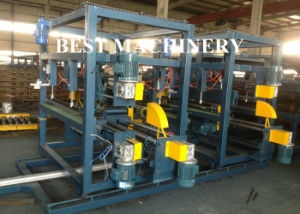 Rock Wool Sandwich Panel Roll Forming Machine pictures & photos