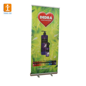 Factory Price Advertising Portable Retractable Rollup Banner Stand pictures & photos