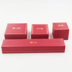 Women′s Wedding Jewelry Ring Custom Gift Box (J70-E3) pictures & photos