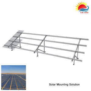 High Corrosion Resistance Aluminum 6000series Solar Panel Ground Mounts (304-0001) pictures & photos