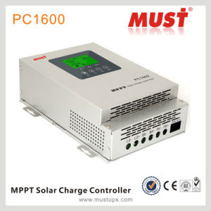 PV 45A Solar Charge Controller MPPT 12V 24V 48V pictures & photos