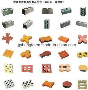 Hydraulic Automatic Concrete Paver Brick Machine Block Making Machine Brick Making Machine pictures & photos