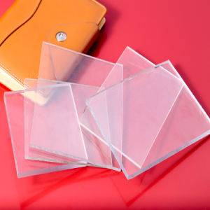 12mm Polycarbonate Solid Sheets for Swimming Pool Panels Rain Cover pictures & photos