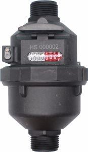 Wet Type Plastic Body Volumetric Water Meter (LXH-15S) pictures & photos