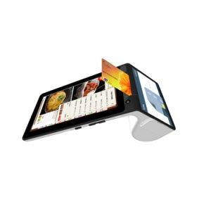 Duable Screen Android NFC POS Terminal Built in Printer pictures & photos