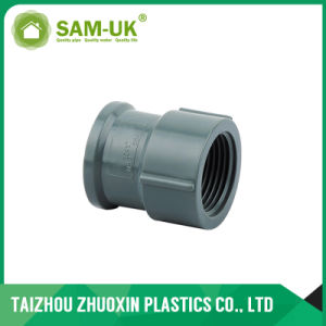 High Quality PVC Pipe Fitting Female Tee with Brass pictures & photos
