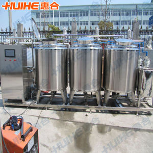 Stainless Steel Full Automatic Cip Cleaning System pictures & photos