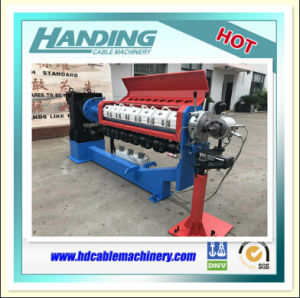 Plastic PE and PVC Extrusion Production Line pictures & photos