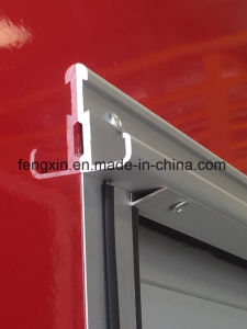 Security Automatic Aluminium Roller Shutter/Fire Truck/ Door pictures & photos