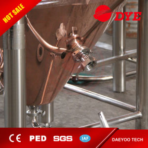 Copper Conical Fermenter for Beer Brewing pictures & photos