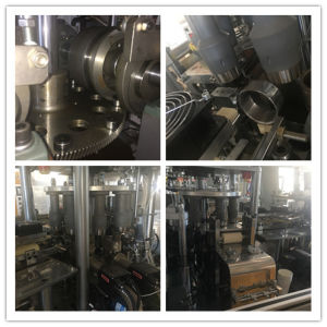 Ce Approved Automatic High Speed Paper Bowl Machine (RD-12/22-100B) pictures & photos