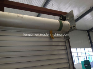 Silver Roll up Door for Emergency Rescue Truck pictures & photos