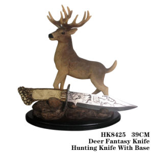 Elk Craft Fantasy Knife Home Adornment 39cm pictures & photos
