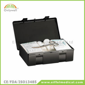 DIN13164-2014 Medical Car Auto Emergency First Aid Box pictures & photos