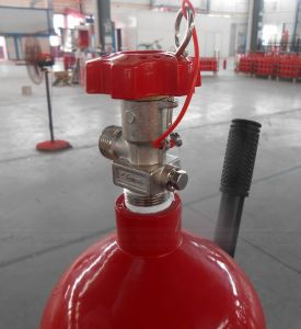 Trolley CO2 Fire Extinguisher pictures & photos