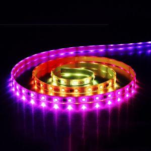 SMD5060 60LEDs/M 14.4W/M Artificial Intelligent Flexible LED Strip pictures & photos