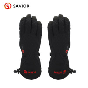Rechargeable lithium Battery Heated Glove pictures & photos