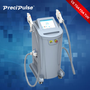 IPL/ Shr/E-Light 3 in 1 System Professional Non-Invasive Painless IPL Shr Hair Removal Machine pictures & photos