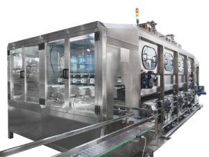 Qgf-900 5 Gallon Barrel Filling Machine pictures & photos