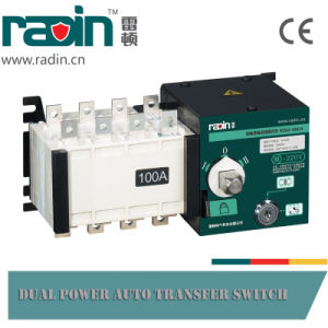 RDS2-2000 PC Type 3p/4p Automatic Transfer Switch (ATS) , Auto Changeover Switch pictures & photos