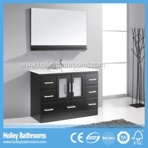 Australia Style Plywood Popular Multilayer Modern Bathroom Cabinet (BC124V) pictures & photos