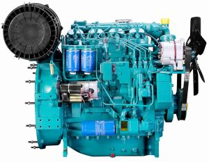 Water Cooled Deutz Diesel Engine (WP10D200E200) pictures & photos