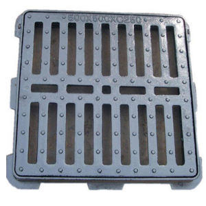 En124 Ggg50 Heavy Duty Ductile Iron Gully Grate pictures & photos