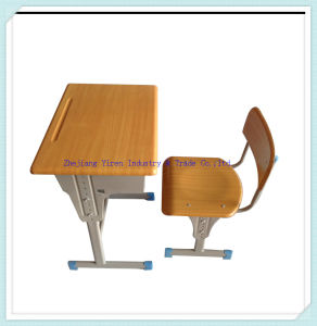 Morden Ajustable Single School Desks for Student Reading